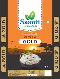 Saanti Gold Long Grain Parboiled Rice